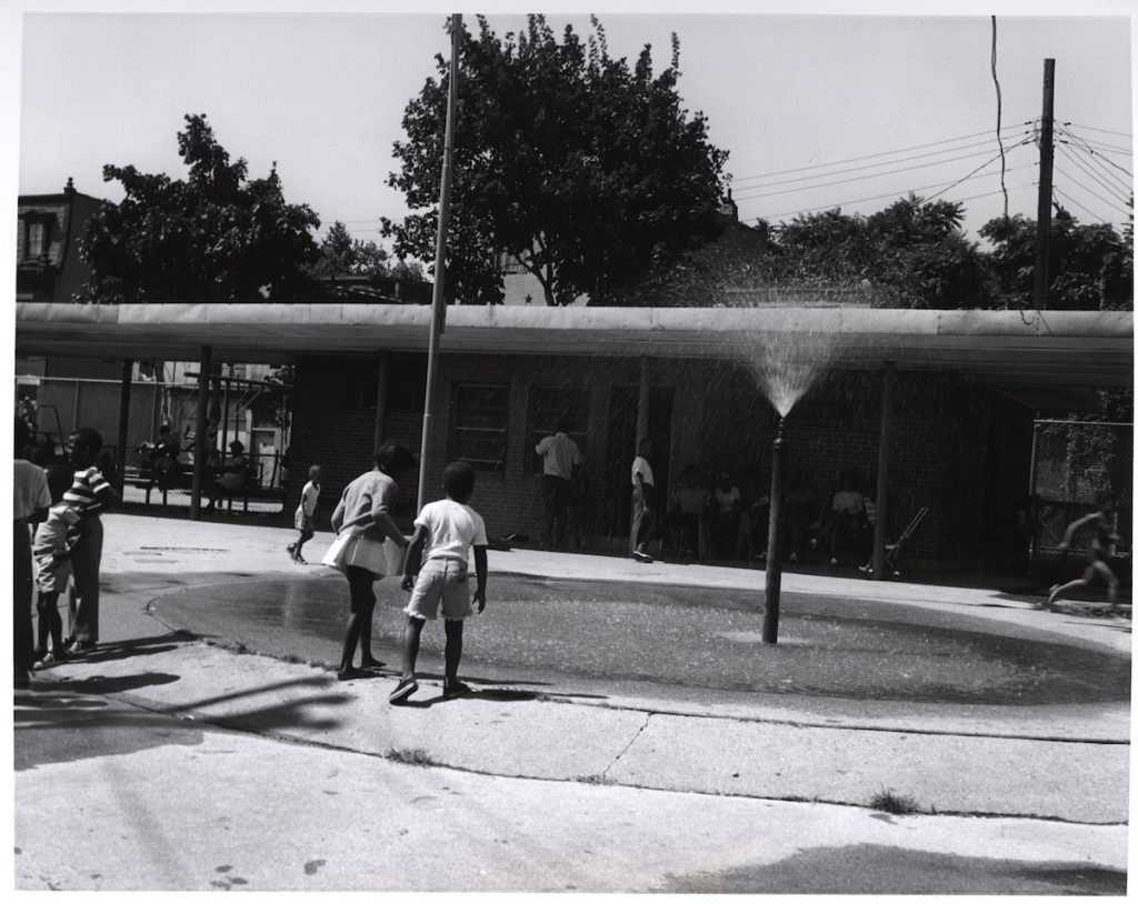 1970: Protesters Shut Down Germantown After Boy Gets Sick at Playground